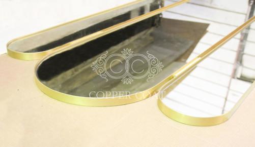 Латунные рамы для зеркал