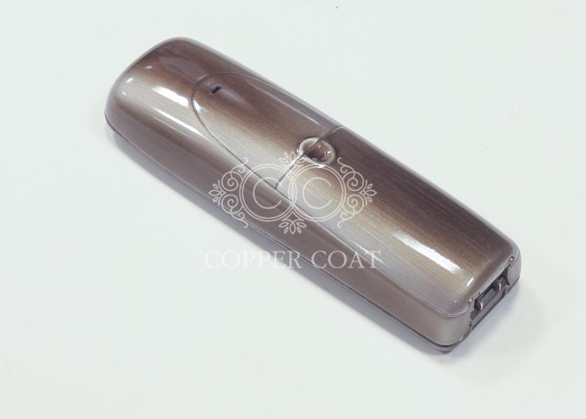 Серебрение пластика